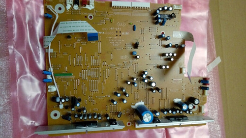 radio grabadora sony cfd-g770cpk tarjeta completa