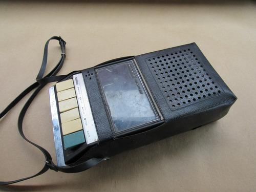 radio gravador ac stop japonês original