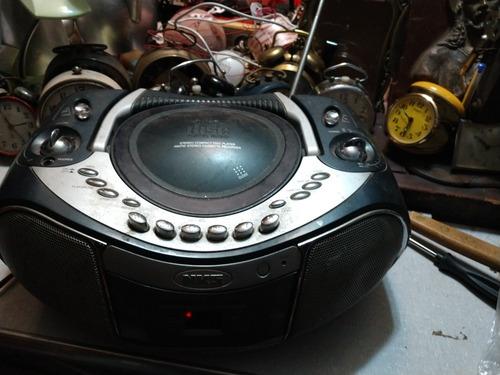 rádio gravador nks pcd2600 só funciona o rádio
