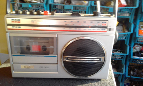 radio gravador original funcionando 100%