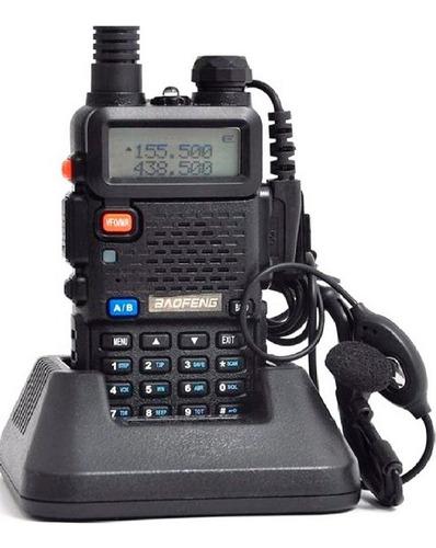 radio handy baofeng uv5r de 8w, versión limitada y única