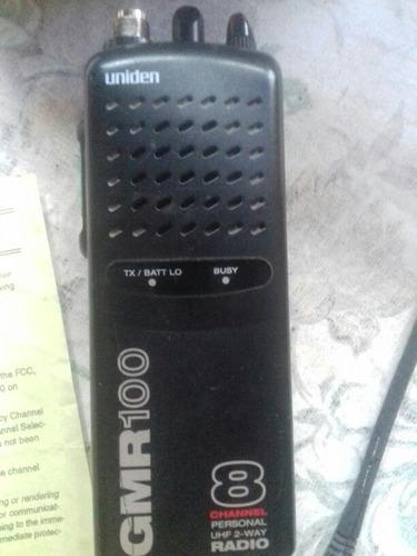 radio handy uniden