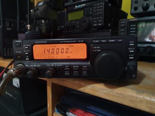 radio hf multibanda kenwood ts50 no icom yaesu cb