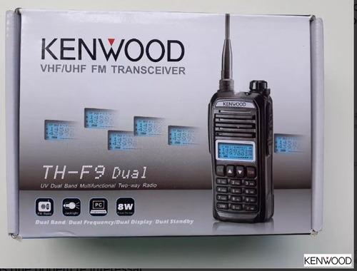 radio ht kenwood dual th f9