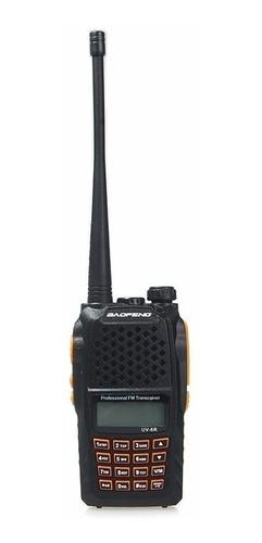 radio ht walk talk baofeng uv-6r dual band uhf vhf 7w