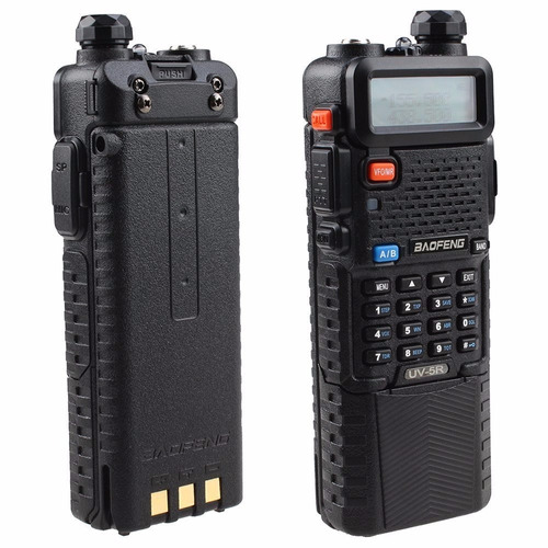 radio isaddle baofeng dual band uhf/vhf radio transceiver