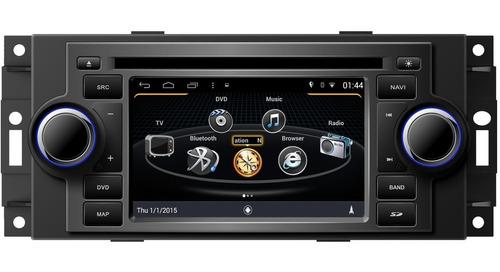 radio jeep grand cherokee android 4.4.4 navi gps bluetooth