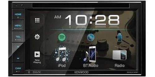 radio kenwood ddx-419bt doble din auto camioneta spotify