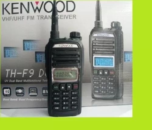 Radio Kenwood Dual Band Th F9!!