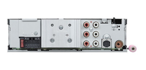 radio kenwood kmm-bt322u multi bluetooth y 3 rca