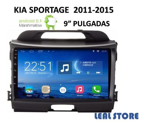 radio kia sportage 2011-2015 pantalla 9