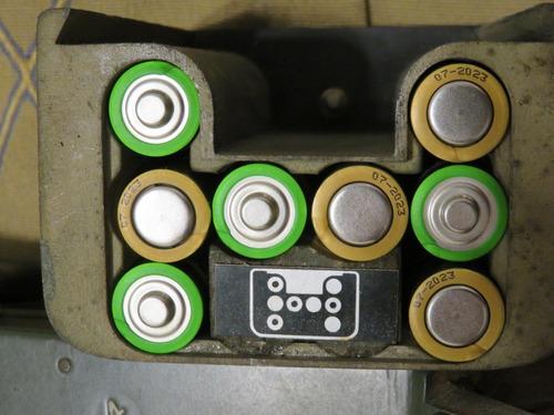 radio militar antigua 2 trnceptores vhf ejercito argentino
