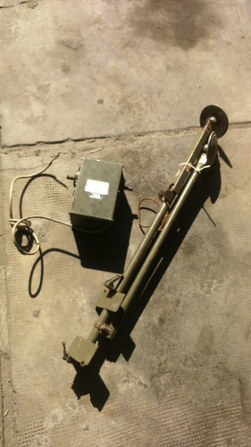 radio militar thomson generador manual