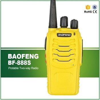 radio motorola baofeng bf-888s, 400-470mhz 5w/ largo alcance