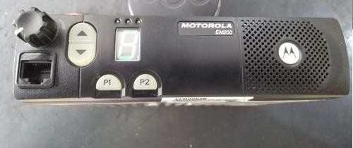 radio motorola em200 uhf para reparar o piezas