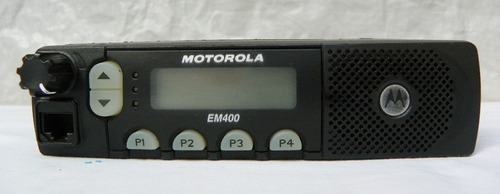 radio motorola em400 vhf- uhf