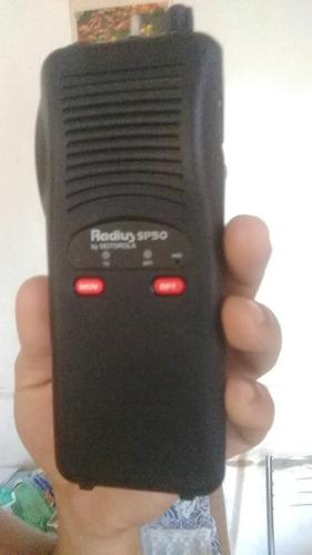 radio motorola ht comunicador o par