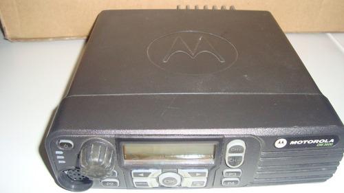 radio motorola movil y/o base dm3600 mototrbo