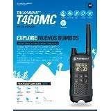 rádio motorola talkabout t460mc até 56km walk talk t460mc