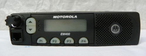 radio motorola vhf- uhf