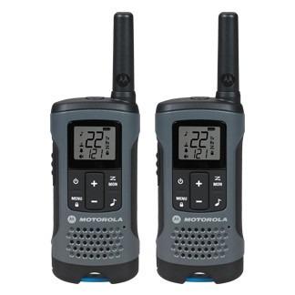 radio motorola walkie talkie t200mc recargable alcance 32km