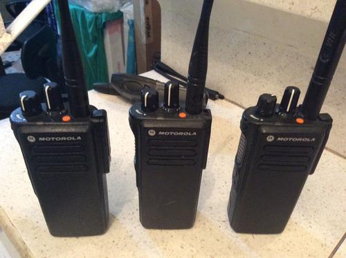 radio mototrbo   dgp5050   completos como  nuevos