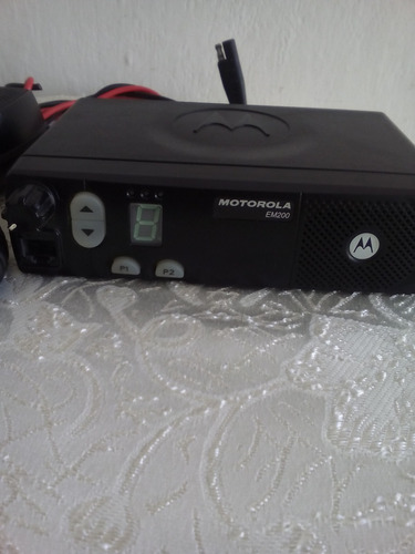 radio movil em200 4ch vhf 146-174 mhz. 25w