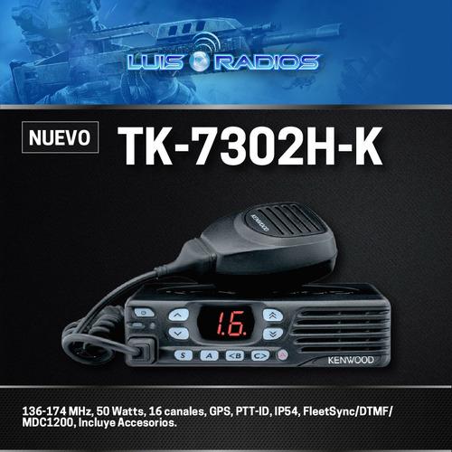 radio movil kenwood tk7302