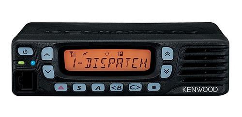 radio móvil kenwood tk7360 de alta potencia y señal id