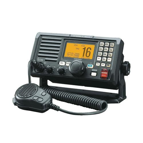 radio móvil marino, 25w, dsc  ic-m604a/41   icom