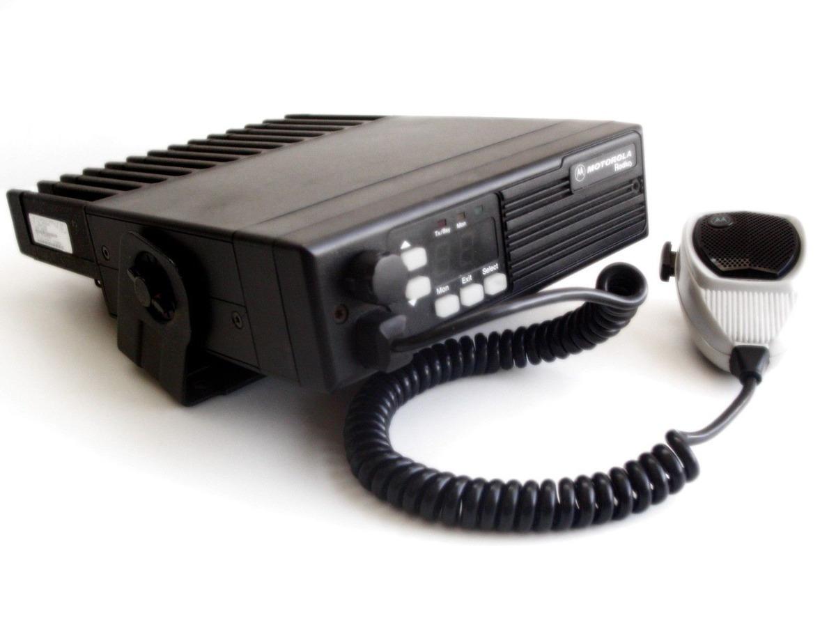 Radio Movil Motorola M216 Maxtrac M300 Vhf Lb 42-50mhz 60w