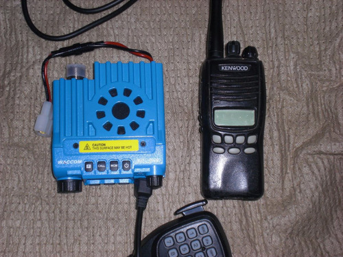 radio movil  o de base dual band 25 watts