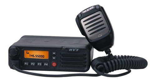 radio movil tm628h  hytera 128ch 45w  vhf: 136-174 mhz.