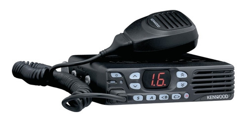 radio movil uhf 450-520mhz,45 watts, 16c tk-8302h-k kenwood
