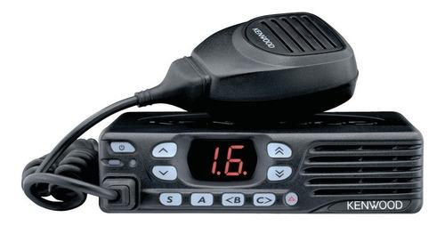radio movil vhf 136-174mhz, 50watts, 16c tk-7302h-k kenwood