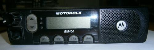 radio movil y/ o base motorola em400 uhf