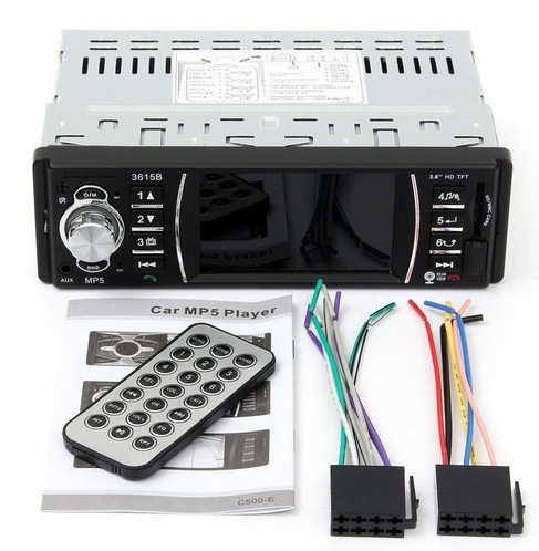 radio mp3 mp4 mp5 carro bluetooth pantalla video enviogratis