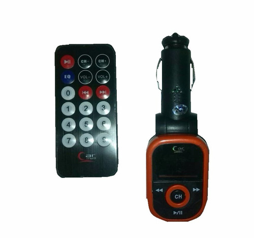 radio mp3 reproductor transmisor modular musica carro auto