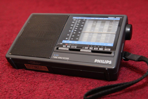 radio multibanda philips ae3205 9 ban con fm