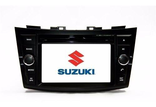 radio multimedia específica suzuki ertiga