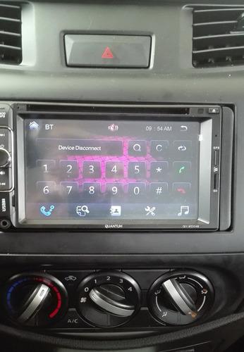 radio multimedia gps usb para nissan np300 año 2017