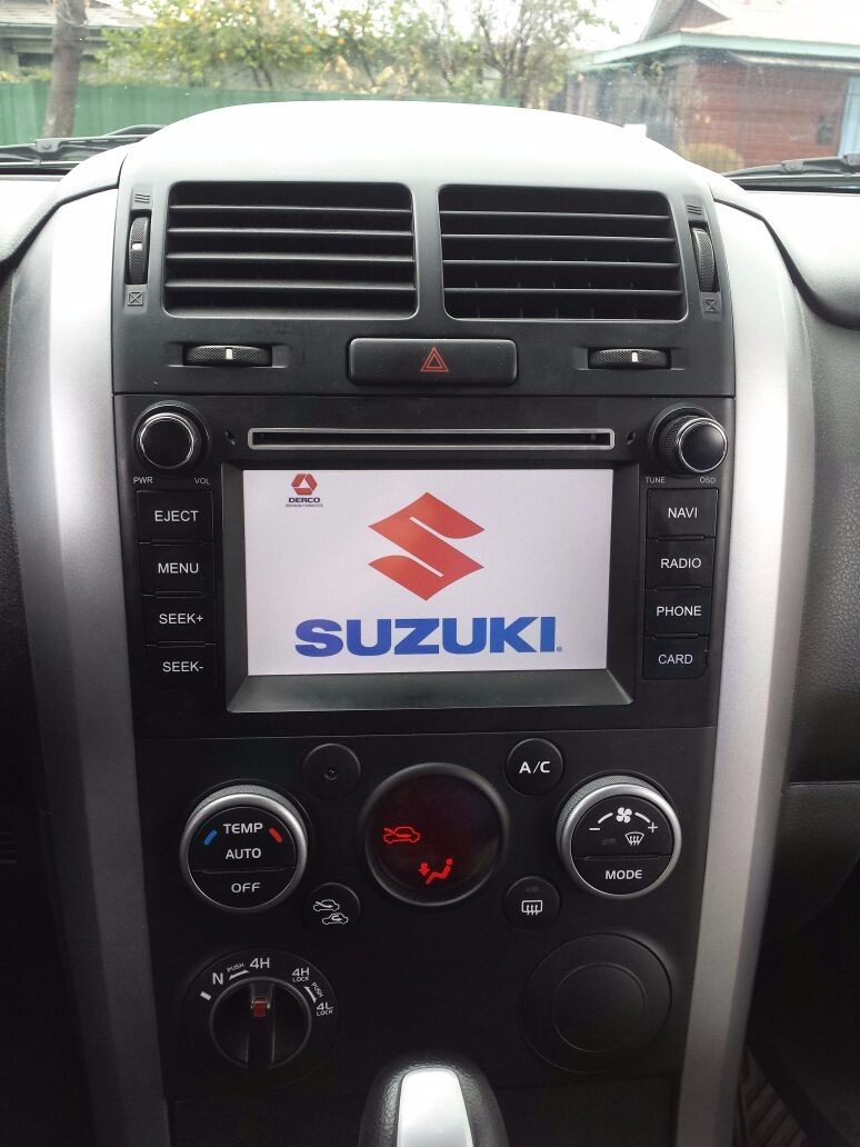 Radio Multimedia Suzuki Vitara Gran Nomade D Nq Np Mlc F on 2010 Suzuki Grand Vitara