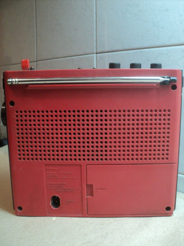 radio national panasonic gx300 rf-888jb 3 bandas 1975 vintag