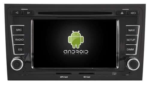radio navegador audi  android 4.4.4 navi gps bluetooth
