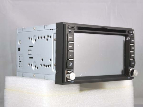 radio navegador carro nissan np300 (2001-11) gps bluetooth