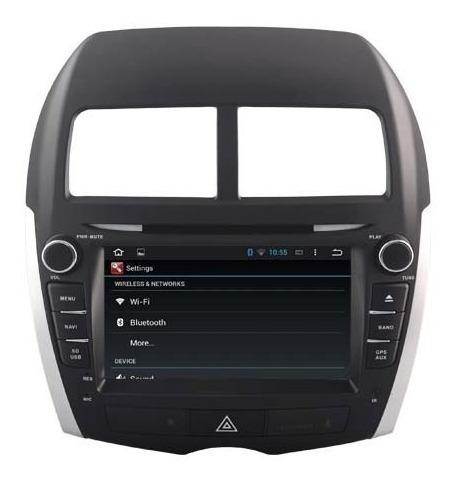 radio navegador mitsubishi asx android 5.1 gps bluetooth