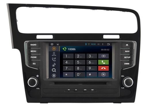 radio navegador vw volkswagen android 4.4 navi gps bluetooth