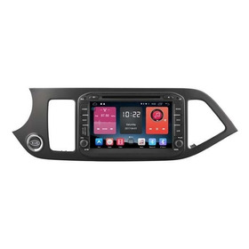 Radio Navi Gps Bluetooth Kia Picanto Ion Android 10 2gb 16gb