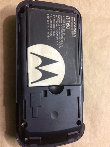 rádio nextel i410 funcionando só falta a tampa traseira