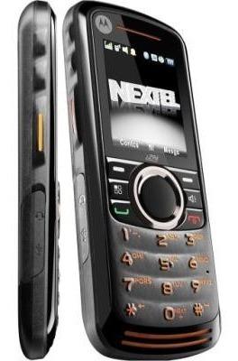 radio nextel modelo i290 i296 color negro version gris libre